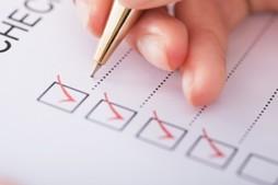 Hauskauf Checkliste selber erstellen