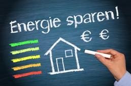 Energie sparen wohnen heizen förderung