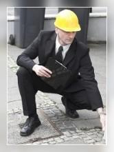 Hausinspektor-Bauinspektor