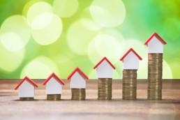 Hohe Immobilienpreise niedrige Zinsen